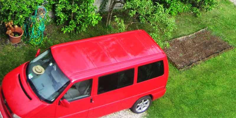 Familienvan VW T4