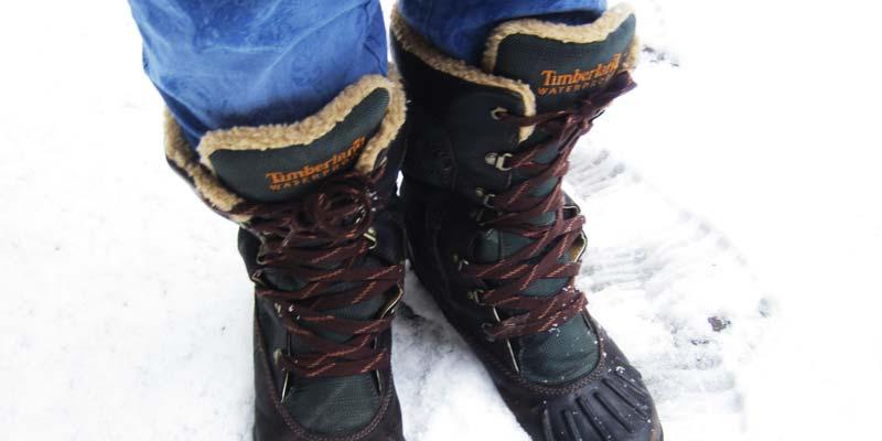 Langzeittest Winterschuhe
