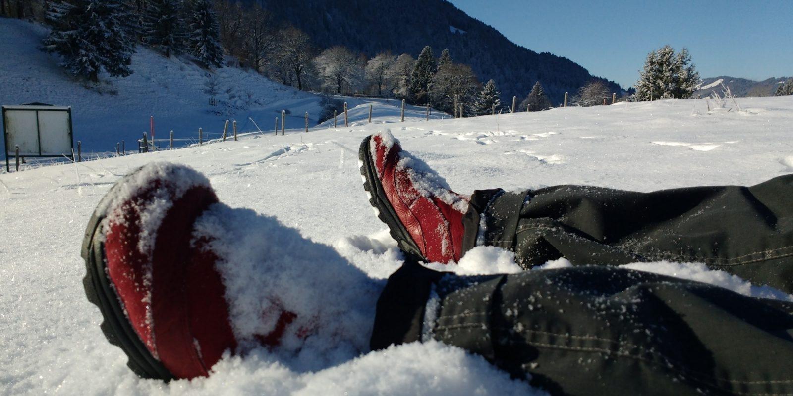 Die perfekte Winterschuh Kombi für die Mama im Langzeit Test